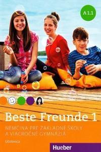 Beste Freunde A1/1 Učebnica (SK)