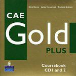 CAE Gold Plus Class Audio CDs