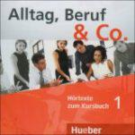Alltag Beruf & Co. 1 Audio-CD zum Kursbuch