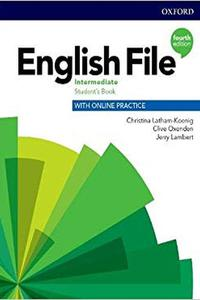 English File 4th edition Intermediate Student's Book Pack