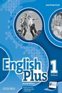 English Plus 2nd Edition 1 Workbook with access to Practice Kit