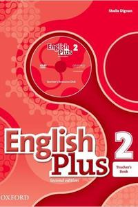 English Plus 2nd Edition 2 Teacher's Book with Teacher's Resource Disk
