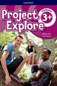 Project Explore 3+  Student's Book (SK Edition)