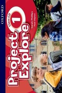 Project Explore 1 Class Audio CDs (2)
