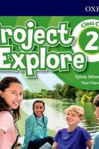 Project Explore 2 Class Audio CDs (2)