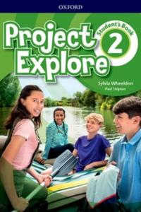 Project Explore 2 Student's Book (SK Edition)
