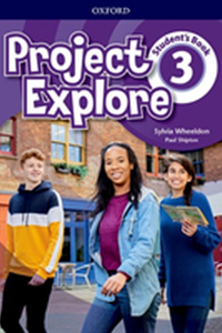 Project Explore 3 Student's Book (SK Edition)