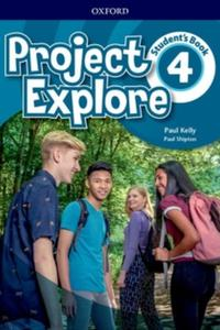 Project Explore 4 Student's Book (SK Edition)
