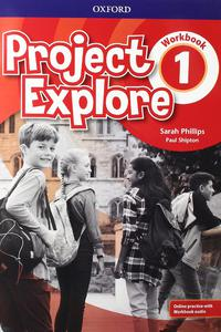 Project Explore 1 Workbook with Online Practice (SK Edition)