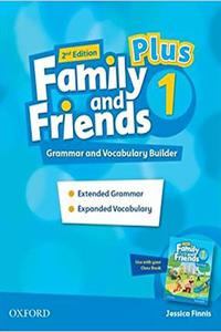 Family and Friends 2nd Edition 1 Plus Builder Book