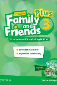Family and Friends 2nd Edition 3 Plus Builder Boo
