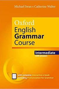 Oxford Grammar Course, 2nd Edition Intermediate Student's Book with Key Pack
