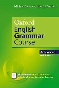 Oxford Grammar Course, 2nd Edition Advanced Student's Book with Key Pack