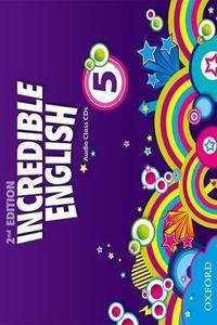 Incredible English 2ed. 5 Class Audio CDs (3)