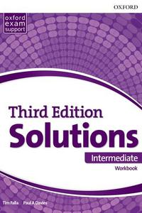 Maturita Solutions 3rd Edition Intermediate WB SK + CD