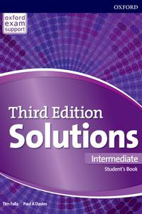 Maturita Solutions 3rd Edition Intermediate SB SK
