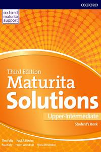 Maturita Solutions 3rd Edition Upp-Intermediate WB SK
