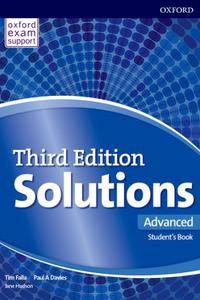 Maturita Solutions 3rd Edition Advanced Student's Book