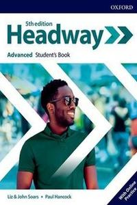 Headway 5th edition Advanced Student's Book Pack