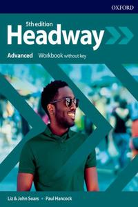 Headway 5th edition Advanced Workbook without Key