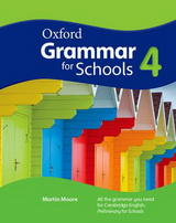 Oxford Grammar for Schools 4 Student's Book and DVD-ROM