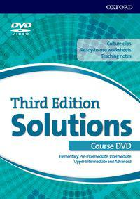 Maturita Solutions 3rd Edition Elementary - Advanced DVD