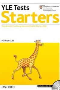Cambridge Young Learner's English Tests Starters Student's Book and Audio CD Pack