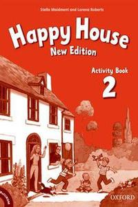Happy House 2 New Edition Activity Book 2019
