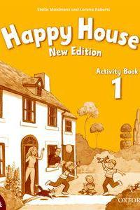 Happy House 1 New Edition Activity Book