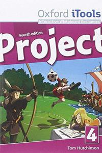 Project, 4th Edition 4 iTools