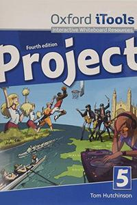 Project, 4th Edition 5 iTools