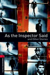 As Inspector Logan Said and Other Stories + mp3 Pack