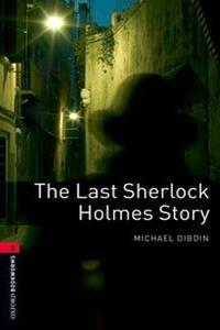 Last Sherlock Holmes Story + mp3 Pack