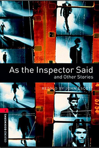 As the Inspector Said and Other Stories CD Pack