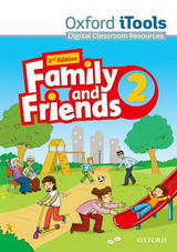 Family and Friends 2nd Edition 2 iTools