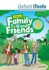 Family and Friends 2nd Edition 3 iTools