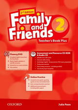Family and Friends 2nd Edition 2 Teachers Book Plus