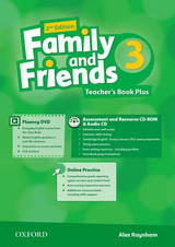 Family and Friends 2nd Edition 3 Teachers Book Plus
