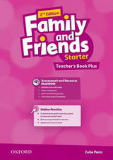 Family and Friends 2nd Edition Starter Teachers Resource Pack