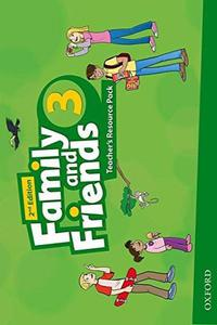 Family and Friends 2nd Edition 3 Teachers Resource Pack