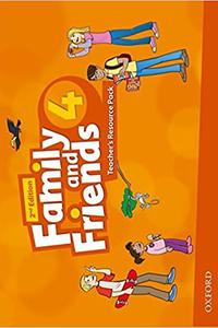 Family and Friends 2nd Edition 4 Teachers Resource Pack