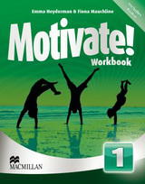 Motivate! 1 Workbook with Audio CD