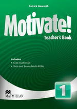 Motivate! 1 Teacher's Book with Audio CD & Test Audio CD