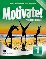Motivate! 1 Student's Book with DVD-ROM