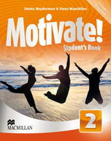 Motivate! 2 Student's Book with DVD-ROM