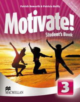Motivate! 3 Student's Book with DVD-ROM