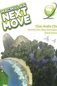 Next Move Starter Class Audio CDs