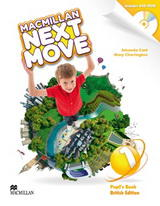 Next Move 1 Pupil's Book with DVD-ROM
