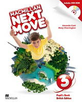 Next Move 3 Pupil's Book with DVD-ROM