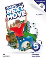 Next Move 5 Pupil's Book with DVD-ROM